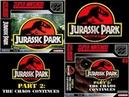 Jurassic Park Dilogy (SNES) - Gameplay