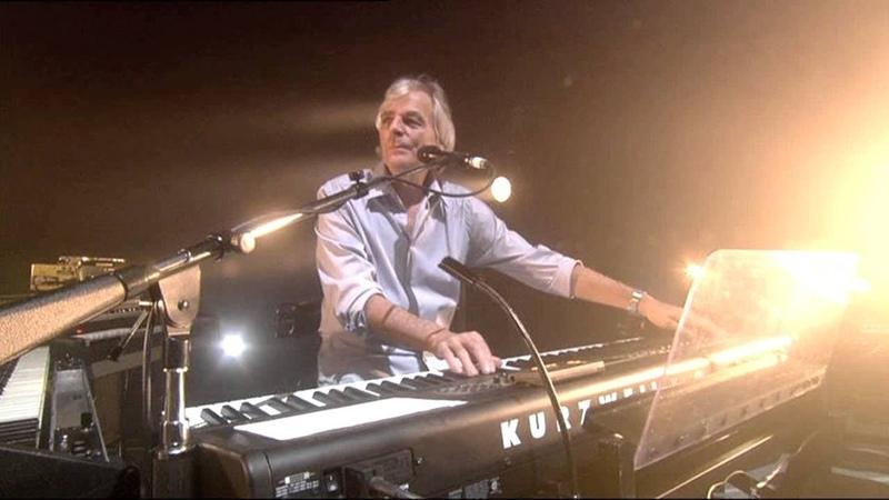 Pink Floyd's Richard Wright