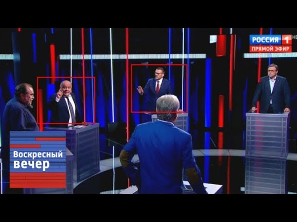 Украина УПУСТИЛА шанс стать частью НАТО и Европы! Жаркая баталия на шоу Соловьева