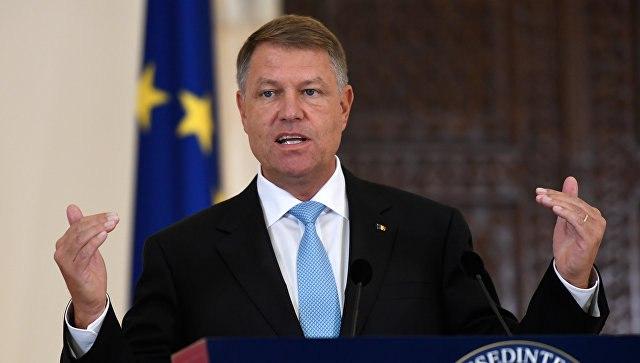 Президент Румынии обратился с призывом к Виорику Данчилэ