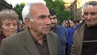 Отец Никол Пашиняна - Фрагмент интервью отца Никола Пашиняна РБК от апреля 2018 года.