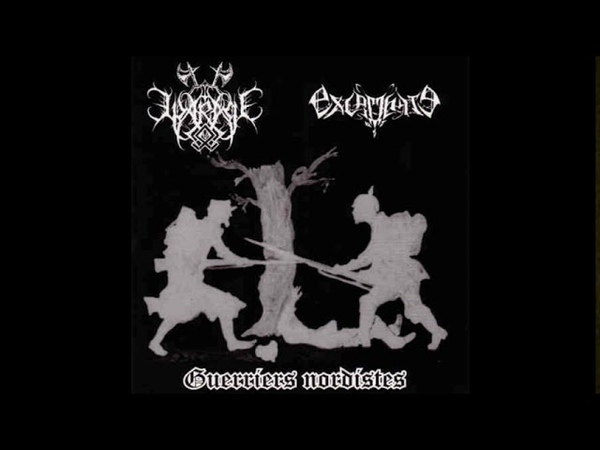 Warage Excruciate 666 Guerriers Nordistes Full Split