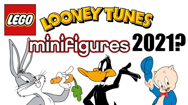 LEGO Looney Tunes Minifigures Series in 2021 Yes, PLEASE!