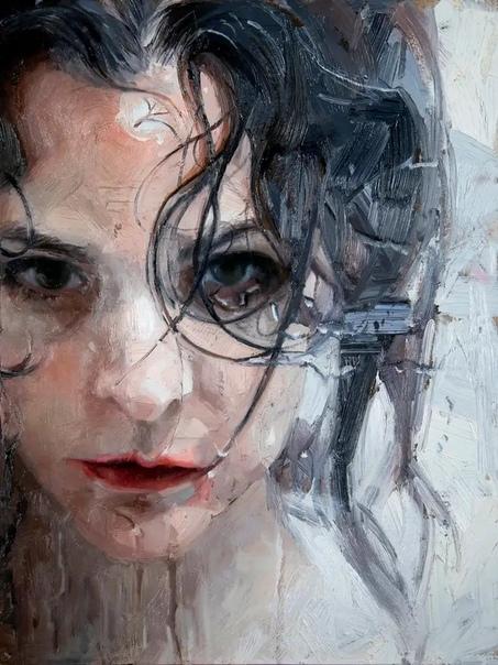 Alyssa Mons Алисса Монкс современная американская художница. Родилась в 1977 году, в Риджвуде, Нью-Джерси. Начала интересоваться живописью, когда была ещё ребенком. Училась в Новой Школе в