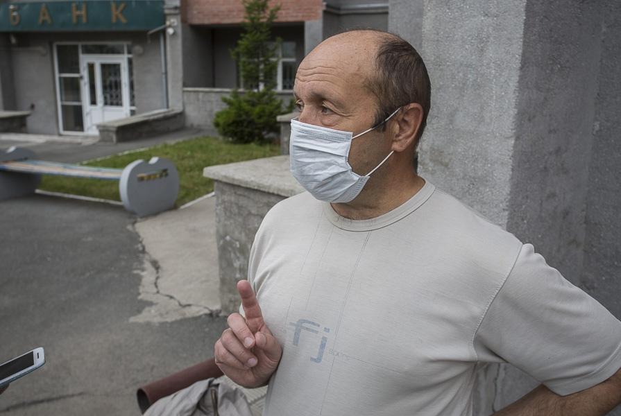 фото «Если нет денег на еду, то банкам я платить не буду»: как выживают оставшиеся без работы в кризис новосибирцы 9