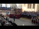 Открытие Пятого Международного хорового чемпионата г.Санкт-Петербург, 21.02.18