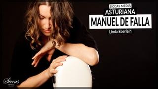 Linda Eberlein plays Asturiana by Manuel de Falla (2021)