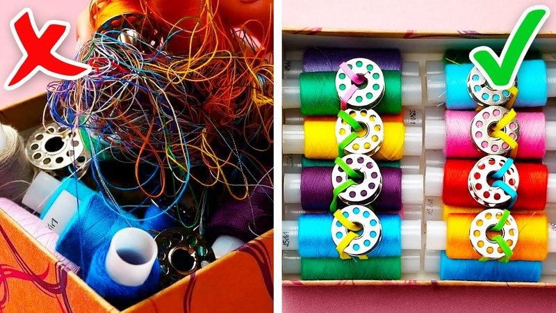 33 SEWING TIPS TO MAKE YOUR LIFE EASIER