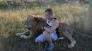 РОСКОШНО !Лев-вожак пришел к туристам ! ТЕРПЕНИЕ ЗАКОНЧИЛОСЬ !