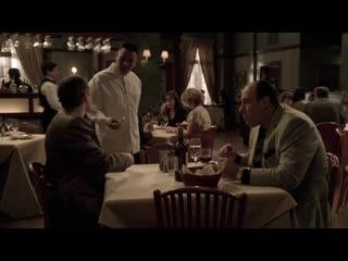 (S05E06_18) Тони Би психанул, навалял корейцу и пришёл просить Тони взять его обратно в дело