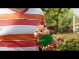 Alvin and the Chipmunks The Road Chip Theodore funny dance