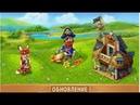 Пиратские сокровища в игре Территория фермеров