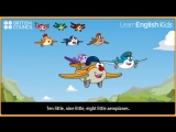 Ten little aeroplanes - Songs - LearnEnglish Kids British Council