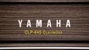 Yamaha Clavinova CLP 645 Digital Piano