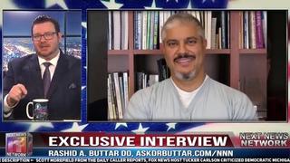 ЭКСКЛЮЗИВНОЕ ИНТЕРВЬЮ: Доктор Рашид Буттар (США) обвиняет 646