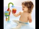 Игрушка для ванной Волшебный кран Yookidoo Забавный кран с формочками