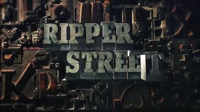 Улица потрошителя Сезон 1 Серия 1 Ripper Street season 1 series 1