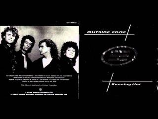 Outside Edge - Running Hot 1986 [Full Album]