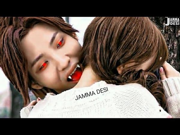 Vampire Love Story 💗 New Korean Mix Hindi Songs 💗 Chinese Mix Song 💗 Jamma Desi 3