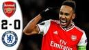 🔥 Арсенал - Челси 2-0 - Обзор Матча Чемпионата Англии 19/01/2019 HD 🔥