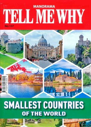 Smallest Countries of the World (Tell Me Why #137)(gnv64)