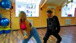 REGGAETON (реггетон) - ТСК Территория Танца Ярославль promo-clip
