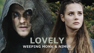 lovely | weeping monk + nimue