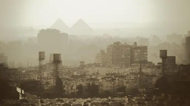 «Город мусорщиков» — урбанистический ад, где живут прямые потомки древних египтян