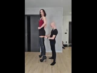 Самая высокая девушка России