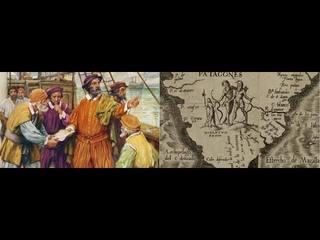 Невероятная встреча первооткрывателей 16 века