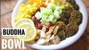 How To Make Buddha Bowl Easy Recipe - Vegan || Basic Buddha Bowl || Healthy Buddha Bowl Vegan Meal