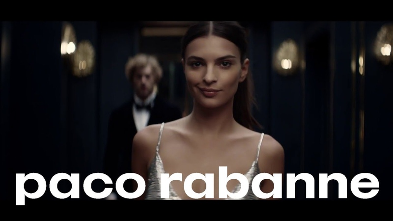 Pure XS For Her Starring Emily Ratajkowski PACO RABANNE
