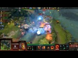 NaVi vs Alliance, Game 1, Semifinal D2CL, 28.03.2014