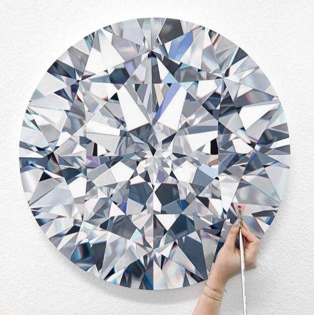 картина бриллиант