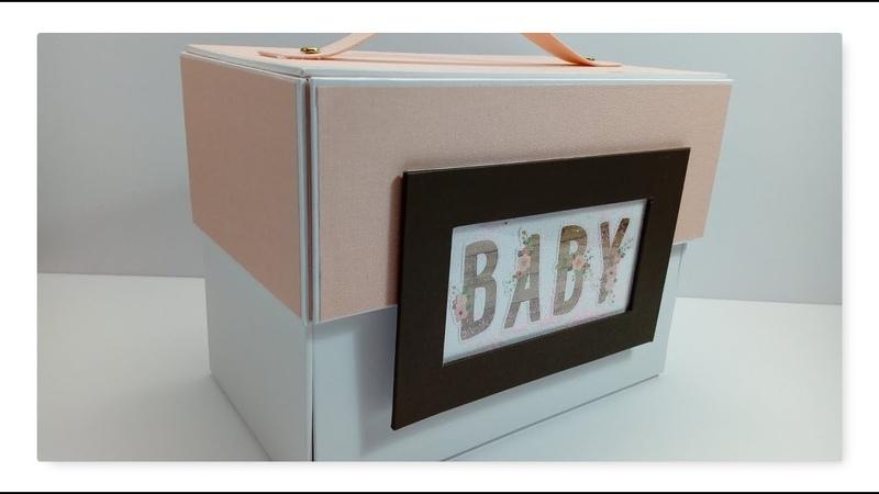 1ª parte tutorial exploding box rectangular y de carton