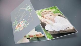 Свадебный буклет 👧❤️👨  After Effects Project