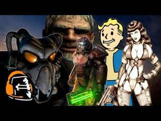 Сюжет всех частей Fallout в одном видео