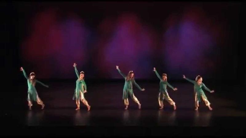 Persian Folklore Dance on Ey Dad o Bidad Davoud Azad