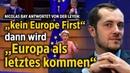 Nicolas Bay antwortet auf Von der Leyens ersten Rede zur Lage der EU