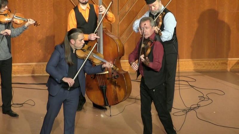Еврейский оркестр им. А. П. Чехова (Chekhov Jewish Orchestra) - Sholom aleyhem