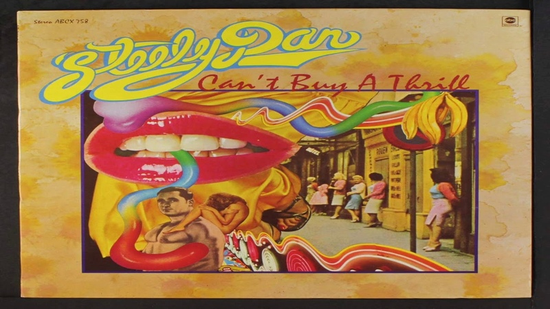 Steely D̰a̰n̰ C̰a̰n̰'̰t buy a thrill 1972 Full Album HQ