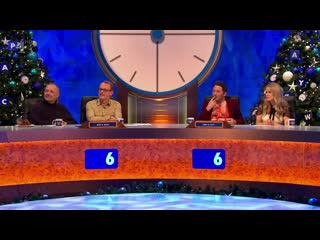 8 Out Of 10 Cats Does Countdown 17x08 - Christmas Special (Lucy Beaumont, Bob Mortimer, Adam Buxton)