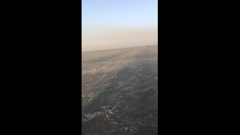 набережная Таганрога залив