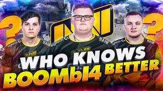 Кто Знает Boombl4 Лучше? (NAVI CSGO Челлендж)