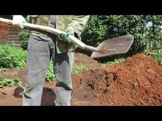 совковая лопата из рельсовой стали отзыв