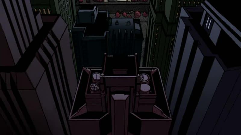 Бэтмен 2004 S2E7 Расплавка Sub Toon Inc