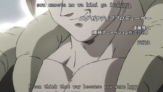 【MAD】Dragon Ball Super Broly Movie Opening 「Nibun no ichi」BACK-ON Fanmade