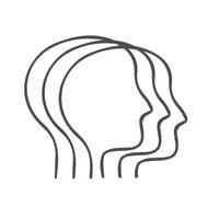 """Логотип Молодёжный центр """"Зеркало"""" / Красноярск"""