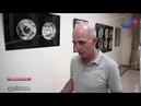 Выставка художника Марата Гаджиева открылась в Махачкале