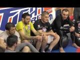 Хабиб Нурмагомедов о боях в UFC, Федоре Емельяненко, своих тренировках и многом другом